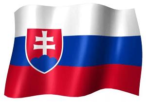 флаг Словакии фото